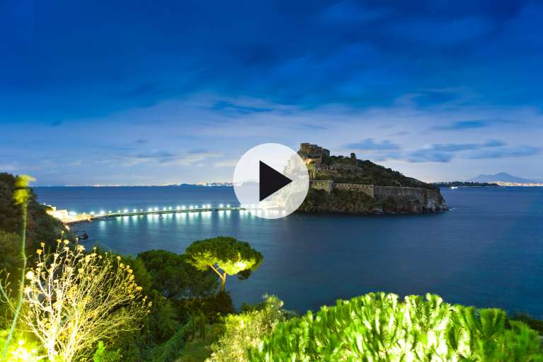 The Aragonese Castle video